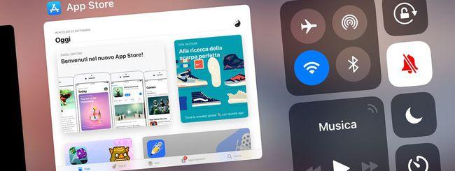 iOS 11 non spegne davvero WiFi e Bluetooth