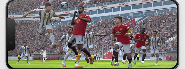 Konami annuncia eFootball PES 2021 Mobile