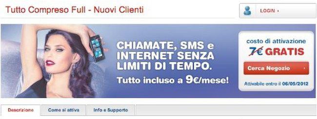 TIM Tutto Compreso Full: chiamate, SMS e Internet in promozione a 9€ al mese per 2 anni