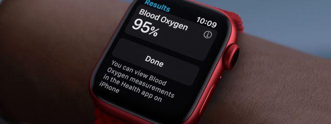 Masimo fa causa ad Apple per le tecnologie di salute di Apple Watch