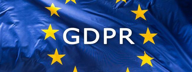 GDPR, offline l'informazione americana