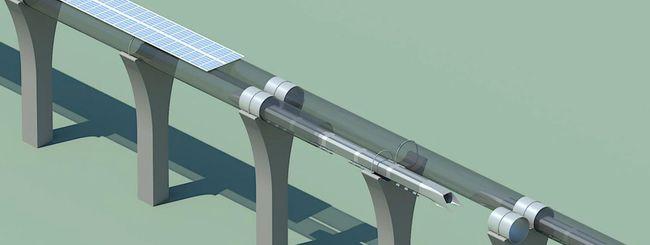 The Boring Company costruirà il suo Hyperloop