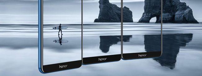 Honor vuole entrare nella top 5 dei produttori