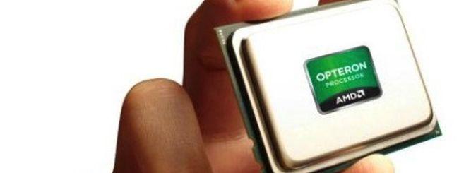 AMD presenta Opteron 6200: la CPU con 16 core