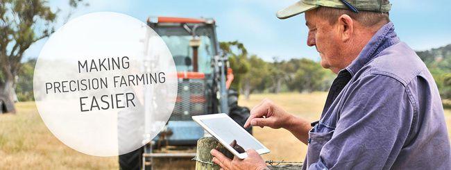 Agricolus: agricoltura di precisione e sostenibile