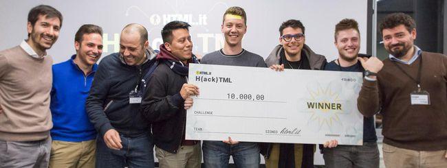 H{ack}TML 2018: il vincitore è il team Trendrate