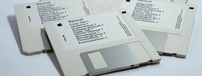 7.500 dollari per un floppy firmato da Steve Jobs