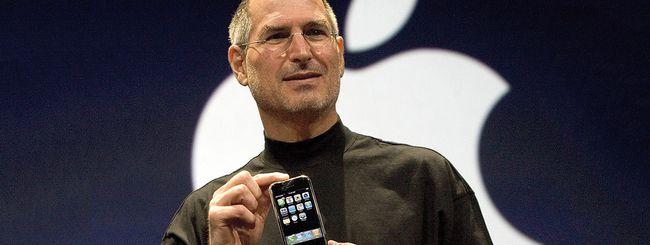 iPhone: i primi prototipi con clickwheel e touch