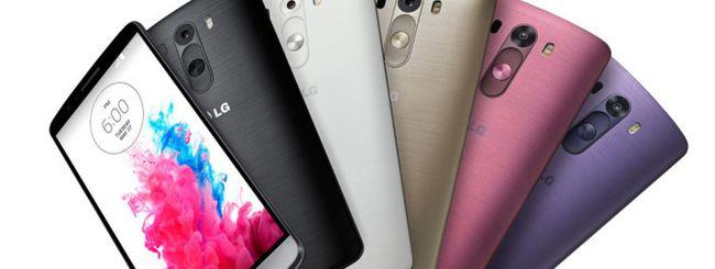 LG G3, grave vulnerabilità in Smart Notice