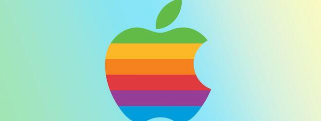 Mela arcobaleno