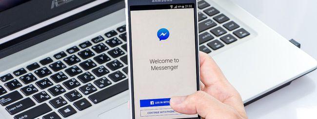 Facebook Messenger si rinnova e acquista velocità