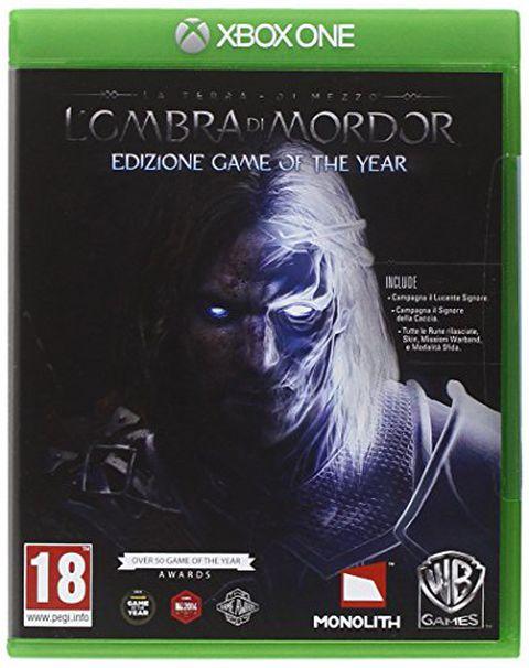 La Terra Di Mezzo: L'Ombra di Mordor (Xbox One)