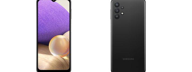 Samsung lancia il Galaxy A32 5G anche in Italia