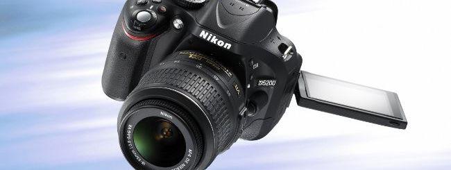 Nikon D5200, in Italia il prezzo parte da 920 euro