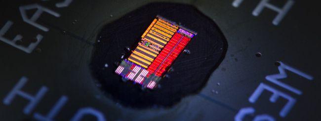 Chip fotonici per computer super veloci