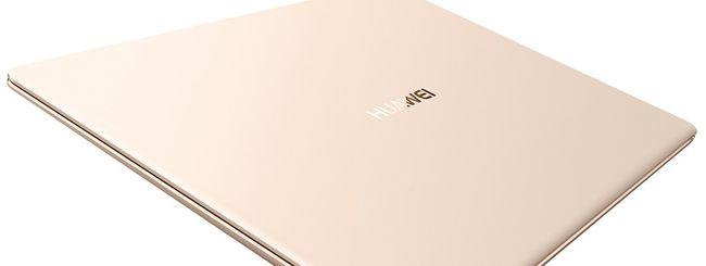 Matebook, il nuovo perimetro di Huawei
