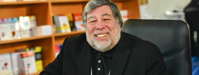 Steve Wozniak difende il film su Steve Jobs