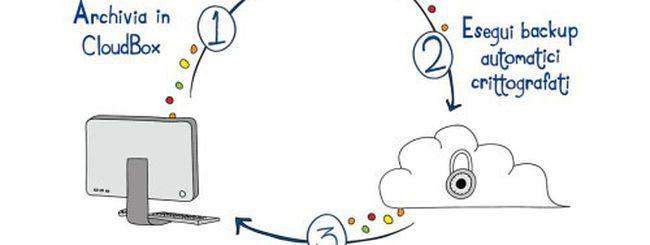 """LaCie CloudBox: storage ibrido nella """"nuvola"""""""