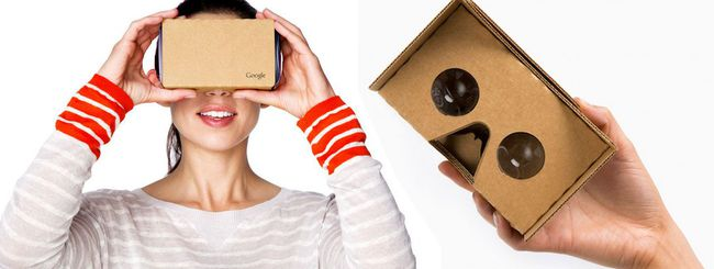 Google I/O 2015: Cardboard e la realtà virtuale