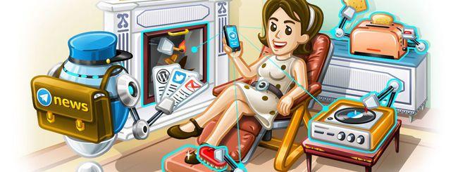 Telegram 3.15, chat in evidenza e IFTTT