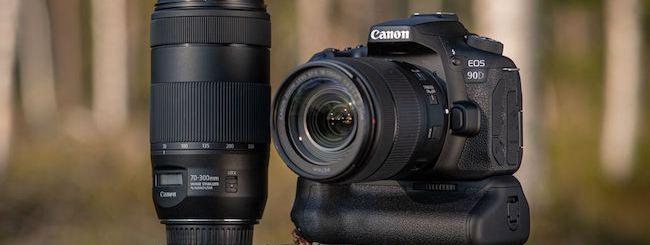 Canon: 32,5 Mpixel a portata di click