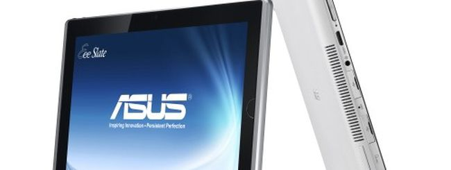 ASUS Eee Slate B121: il tablet per la firma digitale