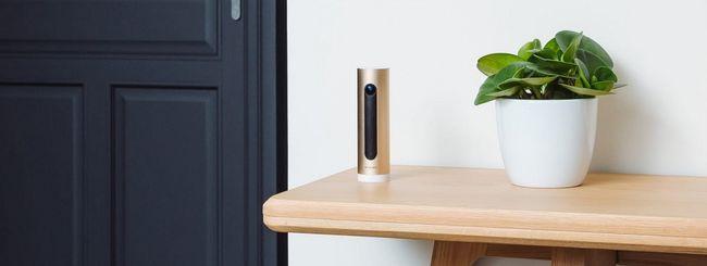 Netatmo ora supporta HomeKit Secure Video di Apple