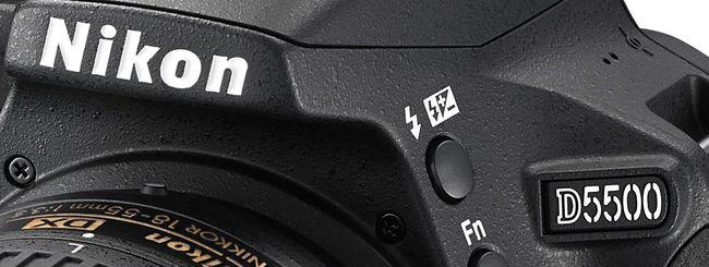 Nikon D5500 ufficiale: caratteristiche e immagini