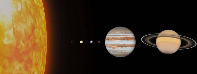 Sistema Solare, individuato il Pianeta Nove