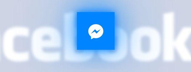 Facebook Messenger: 800 milioni gli utenti attivi