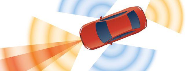 Uber testa la guida autonoma su un'auto Ford