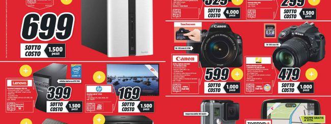 Sottocosto MediaWorld: Samsung Galaxy S6 a 449€