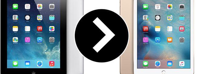 Apple Store, iPad 4 sostituiti con iPad Air 2 per esaurimento scorte