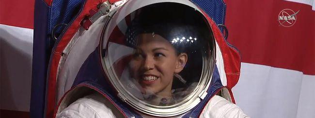 NASA, le tute spaziali per tornare sulla Luna