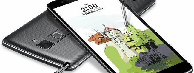 LG annuncia lo Stylus 2 Plus e due modelli serie X