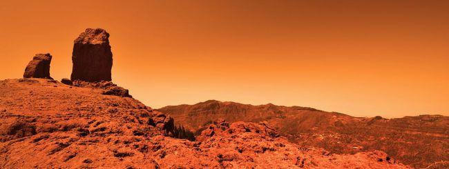 SpaceX, un nuovo passo verso Marte