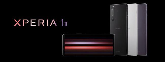 Xperia 1 II: uscita, prezzo e specifiche ufficiali