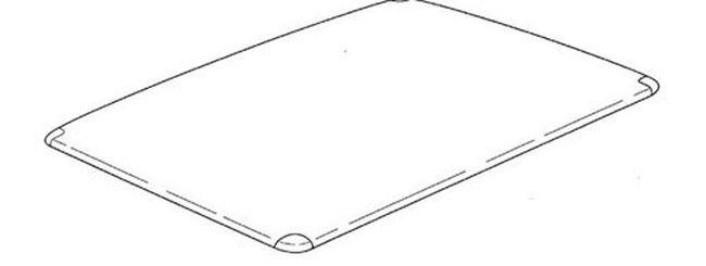 Apple brevetta un iPad più sottile
