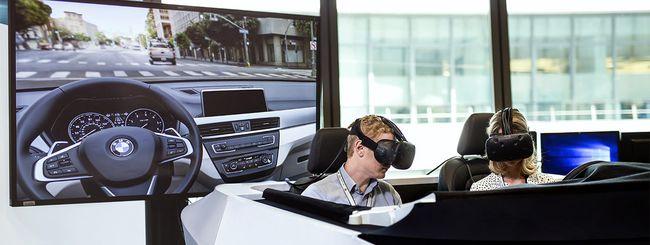 BMW userà HTC Vive per la progettazione delle auto