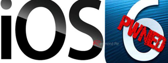 Jailbreak di iOS 6 su iPhone 4, 3GS, iPad e iPod Touch