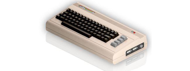 THEC64 Mini, Commodore 64 in miniatura