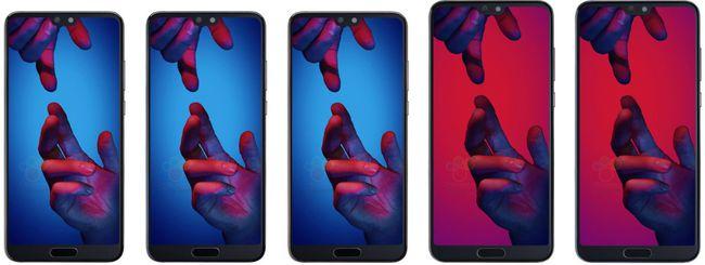 Huawei P20 e P20 Pro, possibili prezzi europei