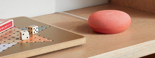 Google Home, Home Mini e gli speaker Bluetooth