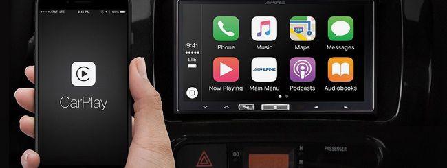Da Alpine, la prima autoradio Wireless CarPlay