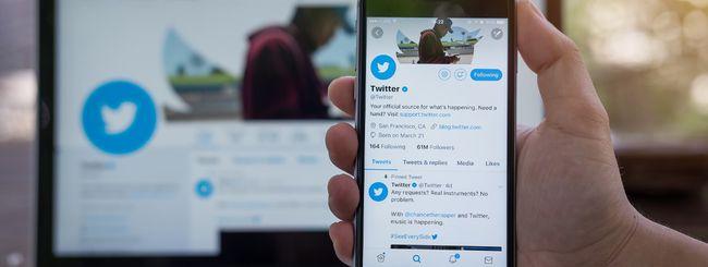 """Twitter non chiamerà più """"utenti"""" i suoi iscritti"""