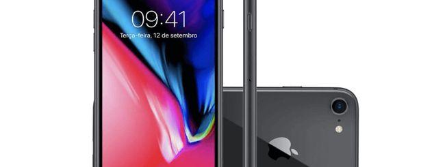 iPhone 8 ricondizionati: 3 modelli da 400 €