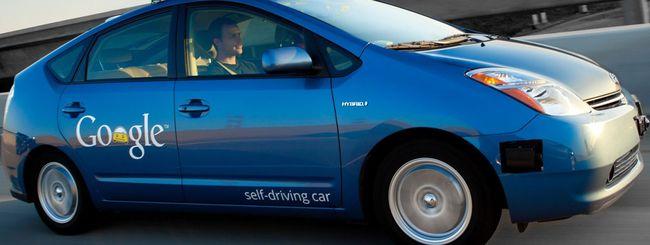 Test per la Google self-driving car: i risultati