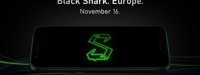 Xiaomi Black Shark in Italia dal 16 novembre