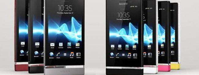 Sony Xperia P e Xperia U rinviati a fine maggio?