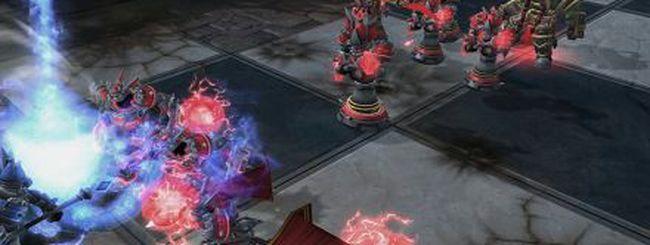 BlizzCon 2011: svelato ufficialmente Blizzard DOTA